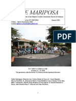 The Mariposa Newsletter - January 2011