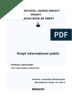 Drept International Public