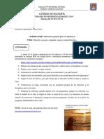 Cátedra de Filosofía - actividades no presenciales1