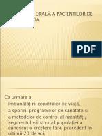 a curs 9 REABILITAREA ORALu0102 A PACIENu021AILOR DE Vu00C2RSTA A  TREIA