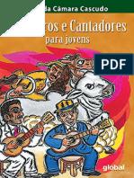 Resumo de Vaqueiros e cantadores para jovens