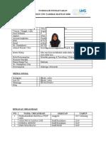 FORMULIR PENDAFTARAN KKN UNS TAMBAK BAWEAN 2020.doc