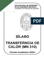 SILABO ABET MN 310  20-1