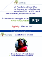 2020 Scholarship Funds_DCPS