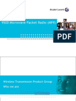 9500 MPR Wireless Transmission