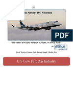 JetBlue Airline Profile