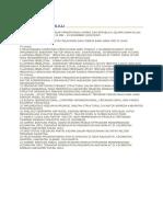 Tesis Ilmu Sosial (Kode o.1)