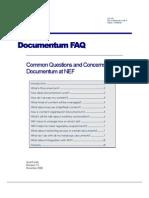 Document Um FAQ