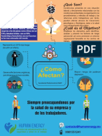 Infografia Factores Psicosociales