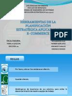presentacionplanificacionestrategicaecommerce-130127200215-phpapp01
