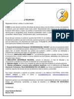 Carta_ ContribuciónCEA COVID 19