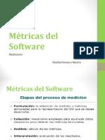 Métricas del Software - Modelos Medicion