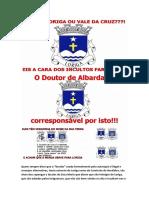 História do Brasão de Loriga - Doutor de Albarda Augusto Moura Brito