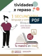 Espanol1SecundariaBloque II v2