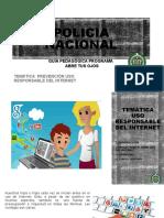 PPT USO ADECUADO DE REDES SOCIALES