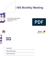HUAWEI MS Monthly Meeting Report_JULY2015_Baha.pptx