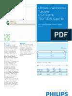 Fluorescente Tubular Eco Master Out2009