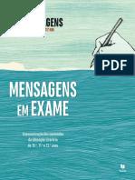 Livro De Exame (Mensagens)
