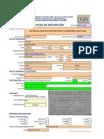 FICHA DE INSCRIPCIÓN  - INGENIERÍA ESTRUCTURAL - copia