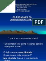 ospronomesdocomplementodireto-090308193729-phpapp01