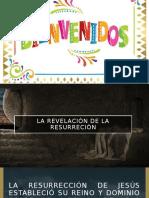 La revelación de la resurreción.pptx Abril 14