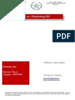 Module Marketing ressources humaines etude de cas version finale (1).odt