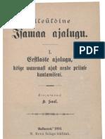 Üleüldine isamaa ajalugu