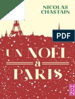 Nicolas Chastain - Un Noël à Paris