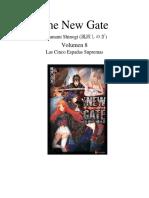 The New Gate volumen 8