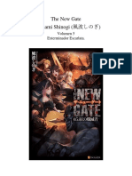 The New Gate Volumen 5