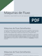 10. Aula - Grandezas características de uma máquina de fluxo