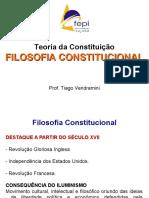 Filosofia Constitucional