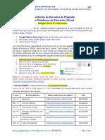 UNMSM EDUVIR - Capacitacion Docente 2020