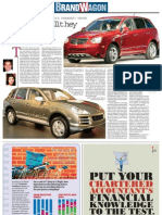 Hybrid Cars - Will They Work for India (Financial Express) - Karthik and Debarati