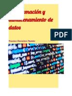 Programación y almacenamiento de datos