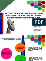 MÉTODO DE KIRKE, PARA EL ESTUDIO DE