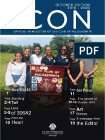 The ICON October 2019 Edition