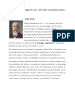 Psicologia General puntos 1,2 y 3 II Parte