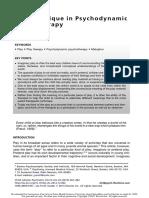Yanof. Play Technique in Psychodynamic Psychotherapy 2013(1)
