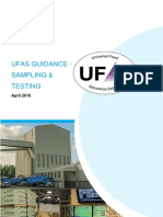 UFAS-guidance-sampling-and-testing