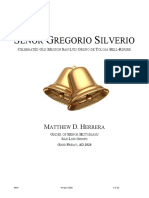 Gregorio Silverio - Old Mission Bell Ringer