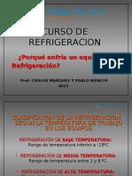 1- PROCESO REFRIGERACION
