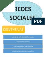 REDES SOCIALES PERIODICO MURAL