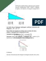 4 casos para resolver un triangulo