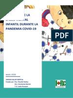 Cuidado de la salud mental infantil durante la Pandemia COVID-19.pdf