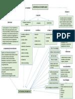mapa conceptual gerencia de mercado