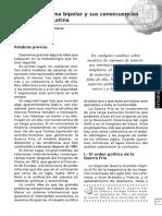 Sepúlveda Almarza, Alberto (2001) - El fin del sistema bipolar y sus consecuencias para América Latina