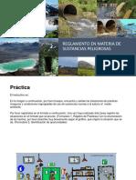 EJERCICIO DE SUSTANCIAS PELIGROSAS 2020
