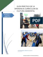 Cultura ambiental CTM
