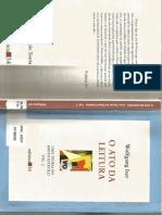 Wolfgang Iser - O Ato da Leitura v. II